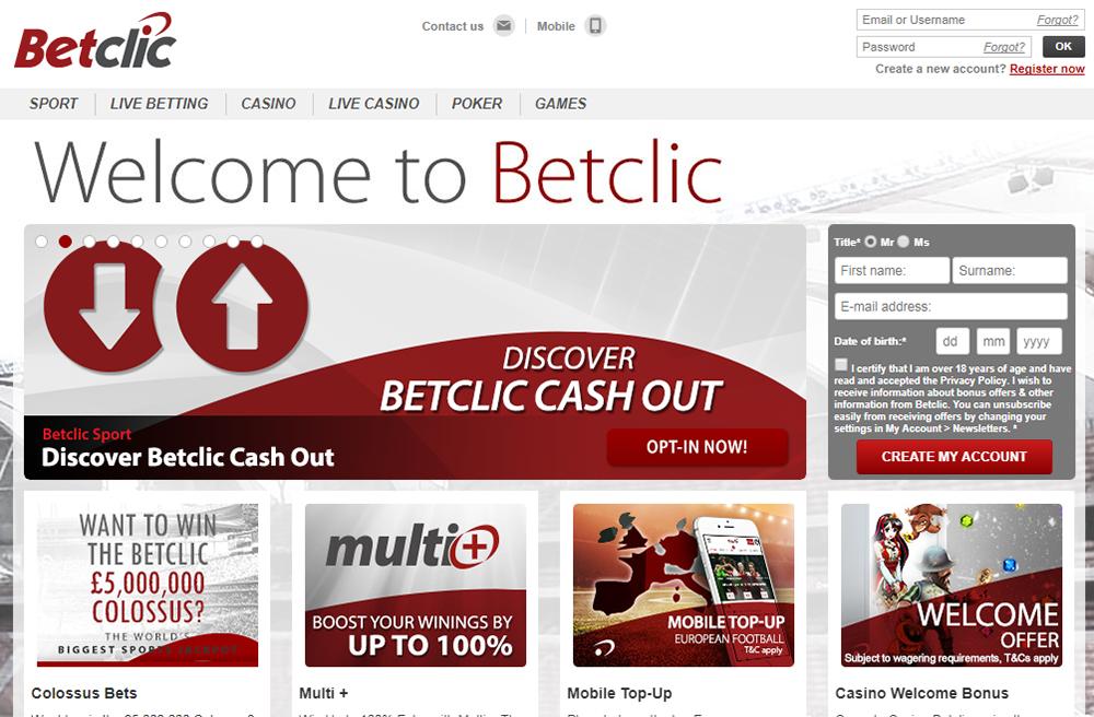 Betclic - WORLD TOP BET