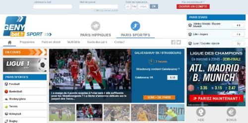 GenyBet Bookmaker, Horse Racing, Site, Bonus and Customer Support