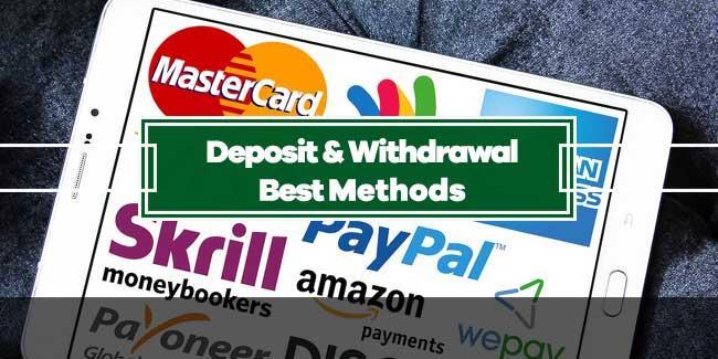 Online Betting USA - Best Deposit & Withdrawal Methods | GamblerSaloon