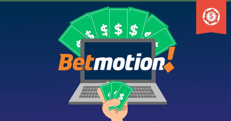 Tutorial • Como depositar na Betmotion?